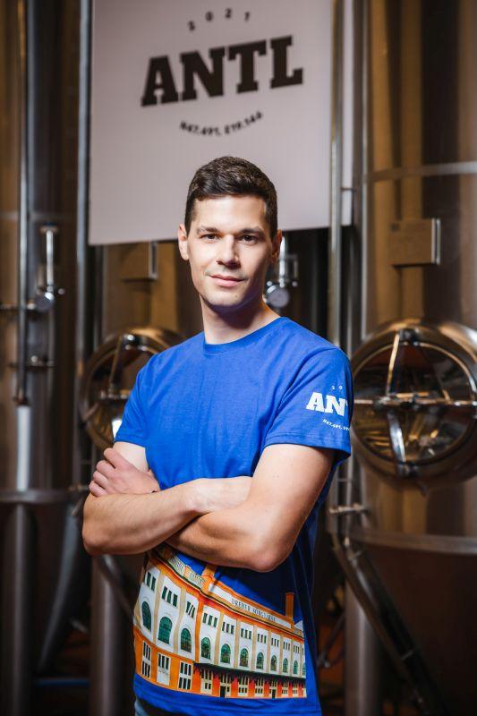 Mihály Máté, innovációs sörfőző