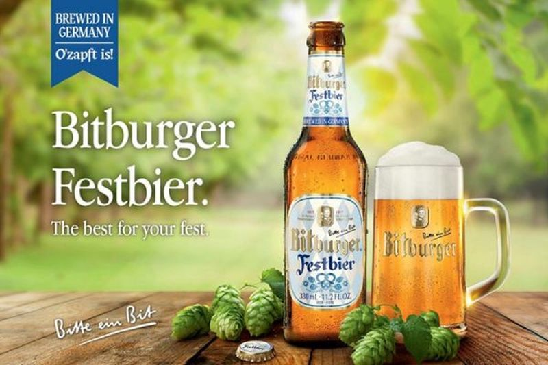 Bitburger Festbier