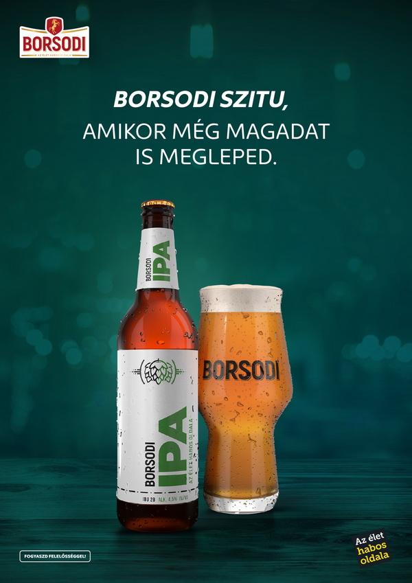Borsodi IPA
