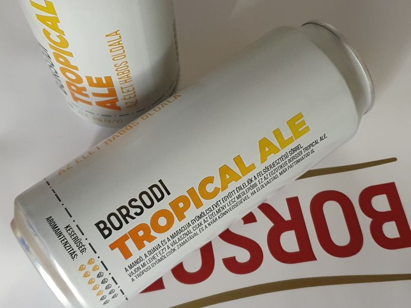 Borsodi Tropical Ale
