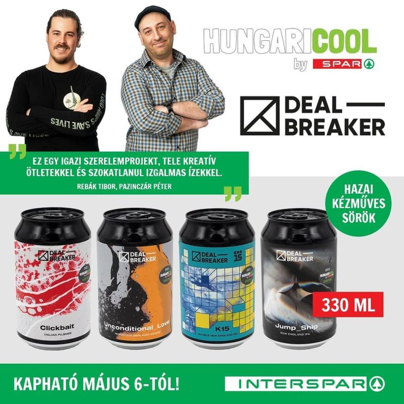 Hungaricool by Spar