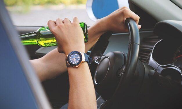 Iszik és vezet – megengedett véralkoholszint térkép