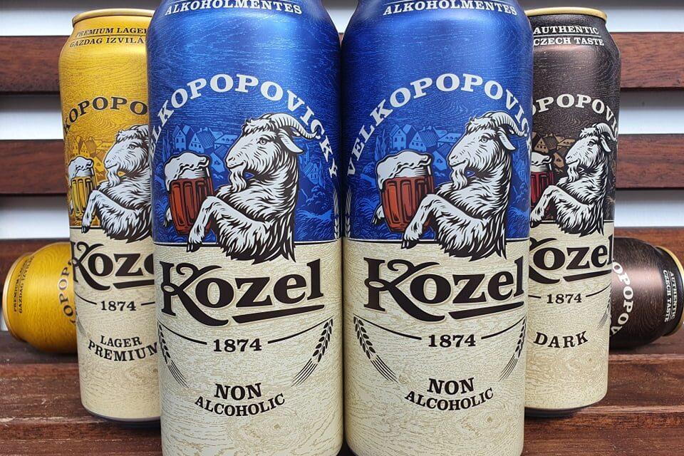 Alkoholmentes Kozel