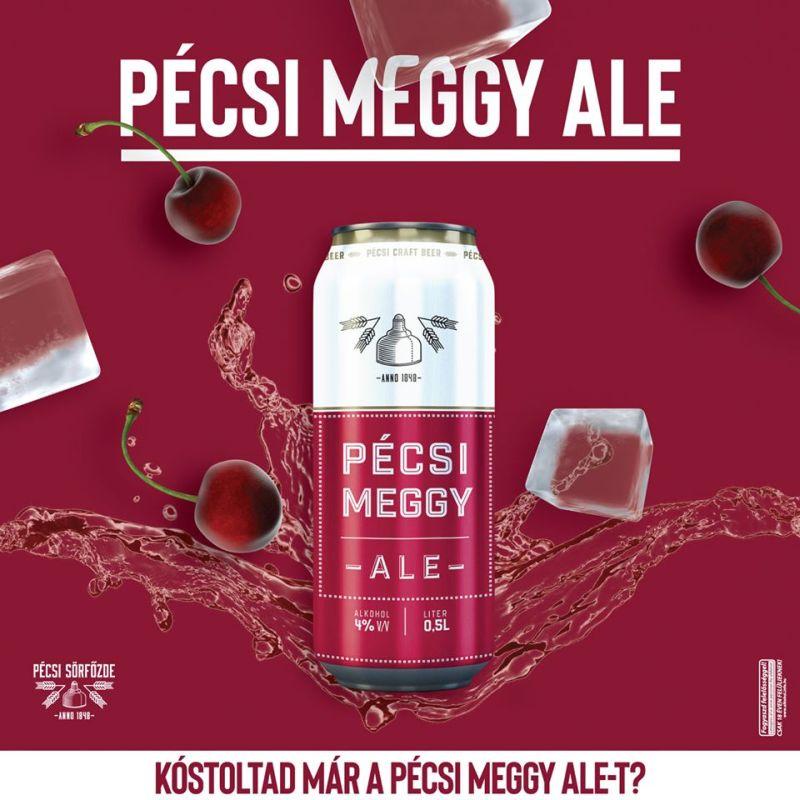Pécsi Meggy Ale