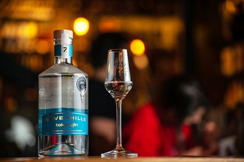 Sevenhills Tokaj Gin
