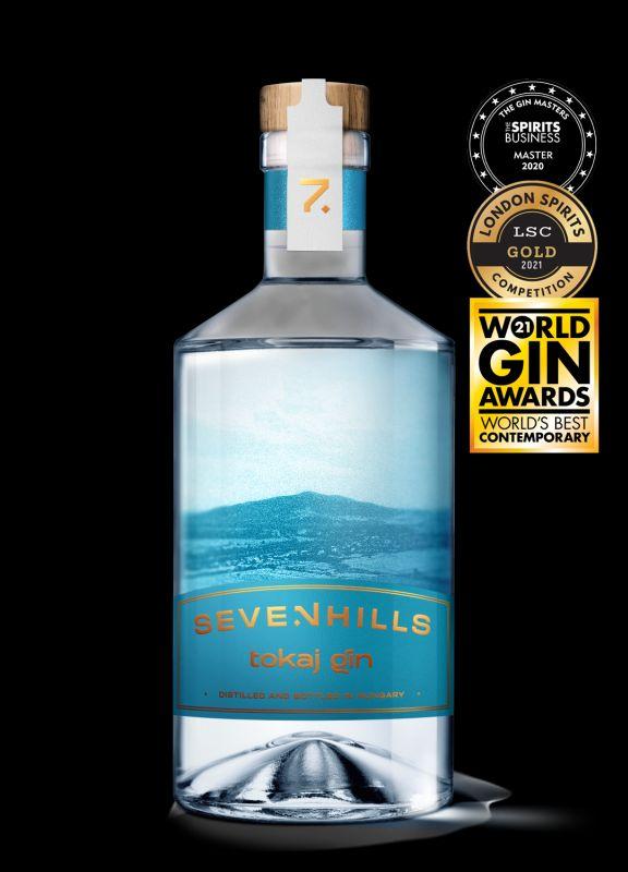 Sevenhills Tokaj Gin - London Spirits Gold 2021