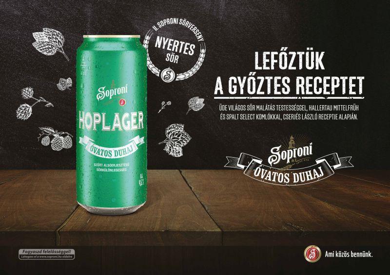 Soproni Óvatos Duhaj Hoplager
