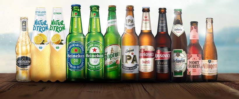 Heineken termékek